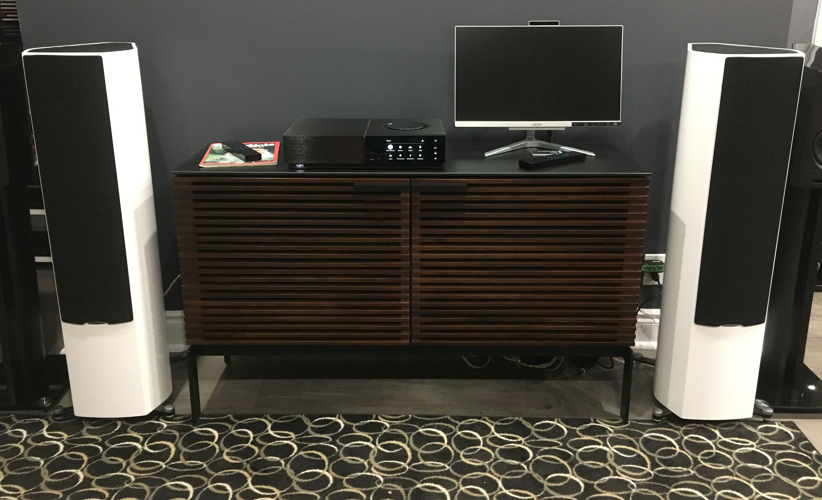 Lifestyle Audio System from Audio Solutions By Design